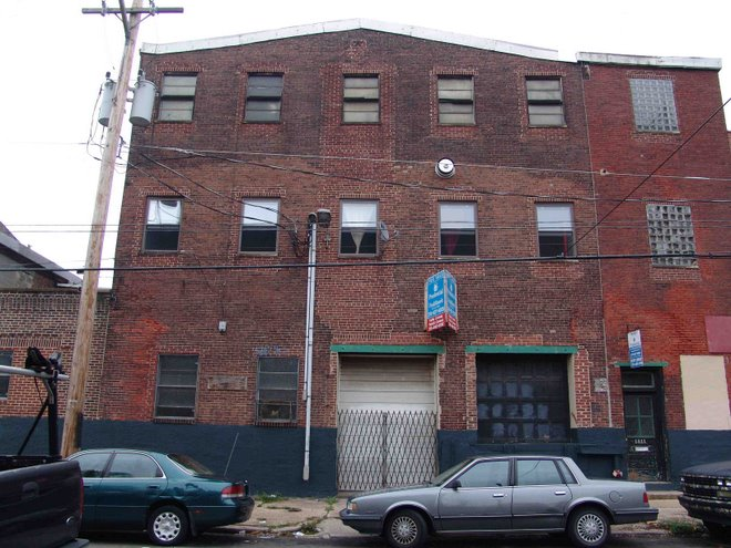 the knitting factory exterior