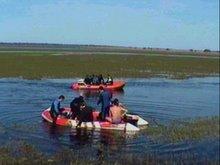 En los Esteros del Iberá