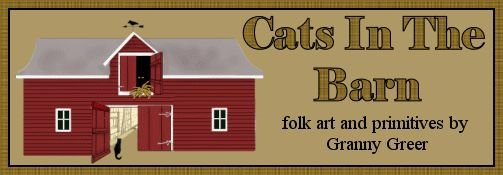 Cats In the Barn