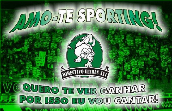 Amo-te Sporting