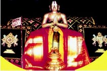 Swamy Embar at Thiruavatara Sthalam
