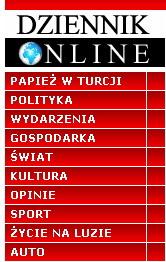 Dziennik.pl - nawigacja