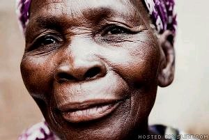 Chikumbuso Grandmother