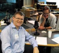 Doing radio