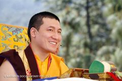 17th Karmapa Trinlay Thaye Dorje