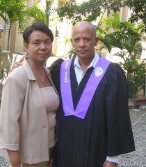 ALEJANDRO PAULINO Y MARÍA VALLEJO