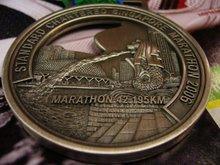 Standard Chartered Singapore Marathon 2006 Full Marathon Finisher's Medal