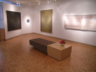 College Abstractions, W.K.P. Kennedy Gallery, 2006