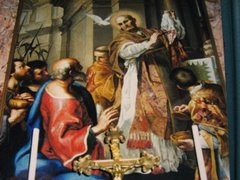 Eucharistic Miracle of St. Gregory the Great