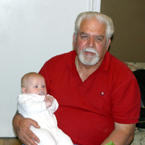 Grandpa Z and Jenna