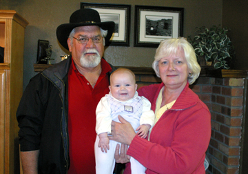 Grandma & Grandpa Z