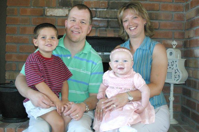 Michelle, Brad, Mathew & Jenna