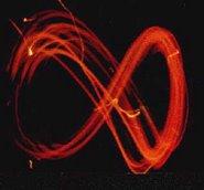 Mirar hacia el infinito, es distinto que mirar el infinito, ya que el infinito no se deja ver....