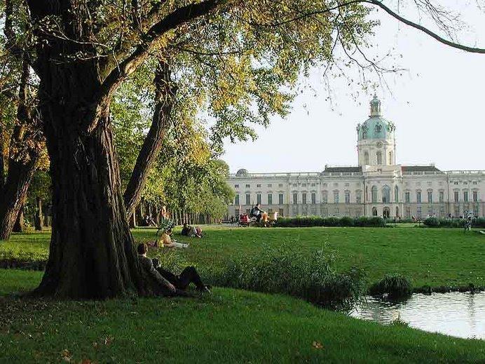 Schloss Charlottenburg, Palacio de Charlottenburg