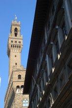 Uffizi and Palazzo Vecchio