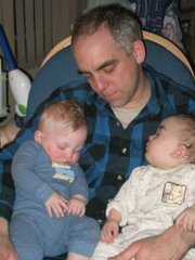 Daddy, Ella, & Joey 03/19/2007