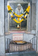 stone in Shirdi