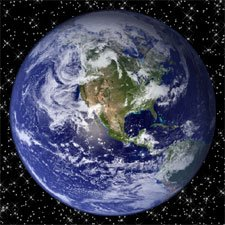 "THIS IS OUR PRECIOUS HOME - Planet Earth, a marvelous creation who""s fate is in our hands."