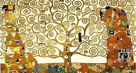 "Gustav Klimt""s Tree of Life"