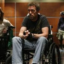 gregory house, the cripple