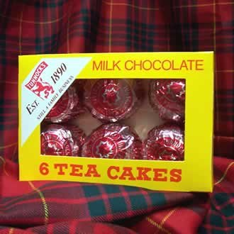 Tea Cakes
