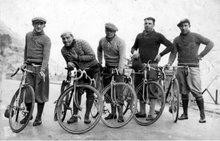 vintage riding kit