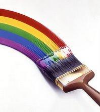 La vida es del color que uno mismo se la pinte