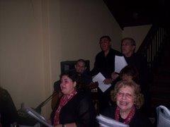 Recital en la Guapa /Setiembre 2006
