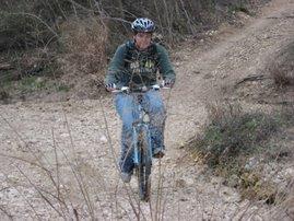 I like mountain biking.