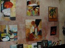 ANNICK CROMBEZ, Peintre