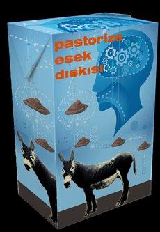 Pastorize eşşek dışkısı raflarda