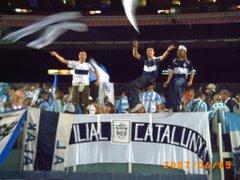 EL LOBO PRESENTE ARGENTINA-ARGELIA