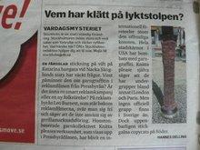 Dagens Nyheter 5 maj 2007