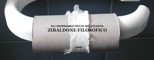 ZIBALDONE FILOSOFICO