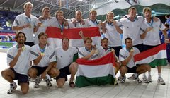 Hungary - Olympic winner - Sydney 2000