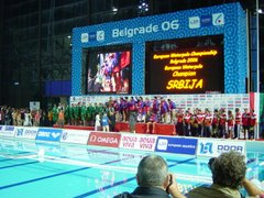 Serbia - European Champion, Belgrade 2006