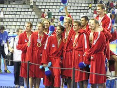 Hungary - World Champion - Barcelona 2003