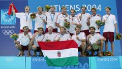 Hungary - Olympic winner Athens 2004
