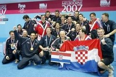 Croatia - World Champion  Melbourne 2007