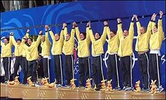 Australia - Olympic winner Women - Sydney 2000