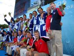 Serbia and Montenegro - World Champion Montreal 2005
