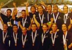 Spain - World Champion - Fukuoka 2001