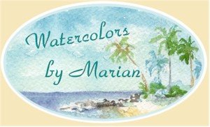 Watercolors By Marian