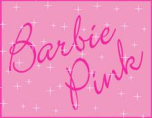 Quadro da Barbie