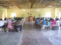 Church in Haiti