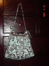 Drawstring DiaperBag
