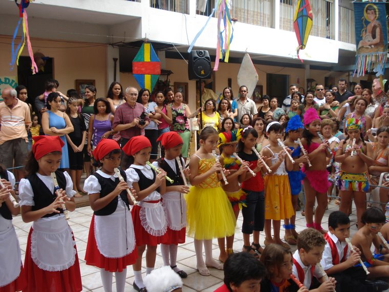 FESTA JUNINA 2007
