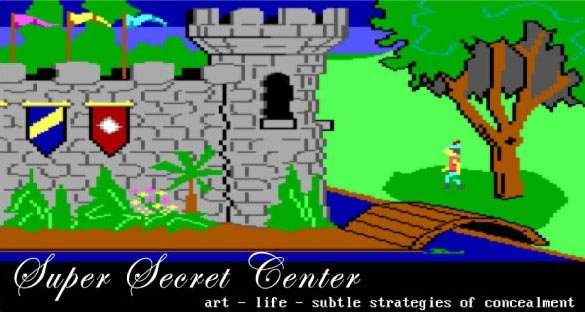 super secret center