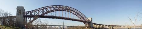 Hells Gate Bridge