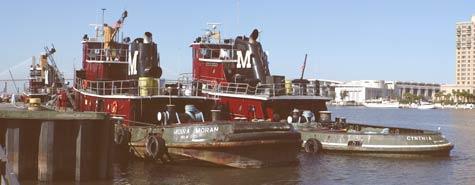 Savannah Tugs